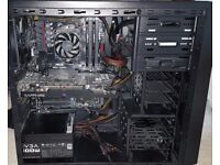 Gaming PC (Hard drive removed)
