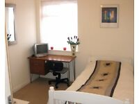A bright furnished single room, in a cosy, relaxed house, Richmond
