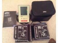Braun Exactfit3 Blood Pressure Monitor