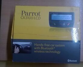PARROT LCD HANDS FREE KIT