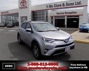 2016 Toyota RAV4 XLE 0% AVAILABLE
