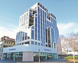 Managed office space in luxury iconic building