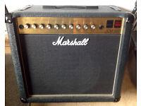 Marshall 4501 JCM 900 50 watts combo dual reverb - early model
