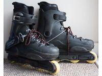Inline skates size 6-7