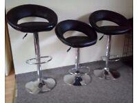 3 x Bar stools