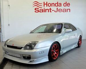 2000 Honda Prelude Type SH A/C-Cuir-Mags