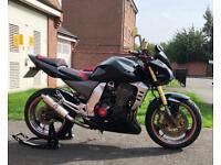 Kawasaki Z1000 A1H 2005