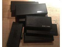 10 - Microphone Cases w foam - Sennheiser 421 & EV RE 20