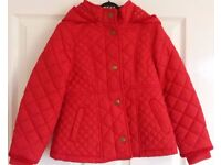 Girls Marks and Spencer coat aged 3-4 years