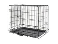 Small one door dog crate