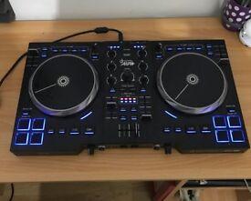 Hercules Air Plus, DJ Mixer, Mint condition