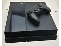 PS4 Sony Playstation 4 500GB with one controler