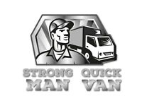 Man and Van, 0778 - 007 - 5757, Men with Van, Starts from £25, Last minute, House Removal service