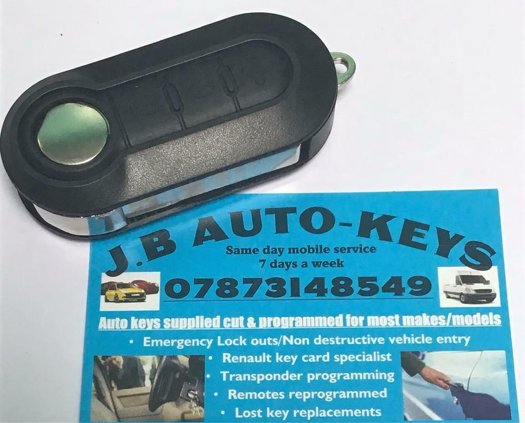 New key & programming Compatible With Fiat 500, 500L, Doblo, Ducato, Grand  Punto | in Newcastle, Tyne and Wear | Gumtree