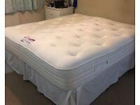 Super king 6ft pocket sprung mattress