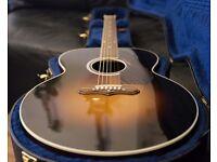Gibson SJ-100 1941 Acoustic Guitar, Vintage Sunburst