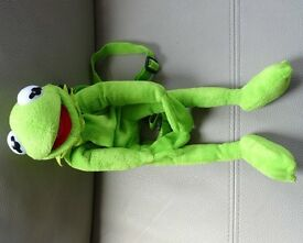 Kermit the Frog Back Pack