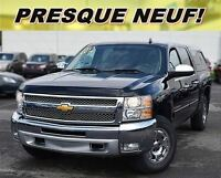 2012 Chevrolet Silverado 1500 LT*4X4*5,3L*VORTEC*BOITE DE FIBRE*