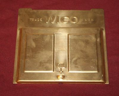 Wico Ek Magneto Front Wo Button Hit Miss Gas Engine