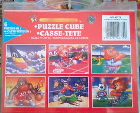 halsall traditional games puzzle cube