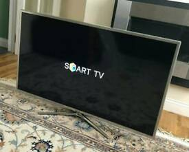 50in Samsung Smart 1080p LED TV WI-FI Freeview HD [SPARES OR REPAIR]