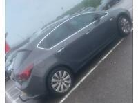 Vauxhall Astra eco 2012