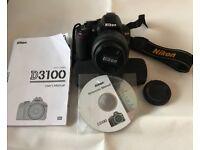 Nikon D3100 SLR & Photography Bundle