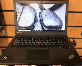 Lenovo ThinkPad x240 i7 4th Gen, 8GB Ram, 320GB HDD