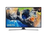 """55"""" Samsung Smart 4K Ultra HD HDR LED TV UE55MU6120 delivered"""