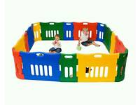 Jolly Kidz Versatile Playpen and Extension Kit