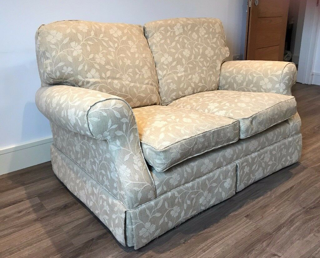 Urgent - Upholstered Laura Ashley 2 Seater Sofa