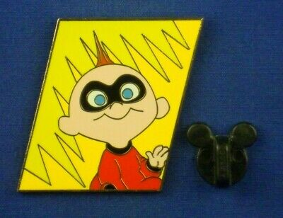 Jack Jack from the Incredibles Starter Set Disney-Pixar Pin # 33746 (Jack Jack From Incredibles)