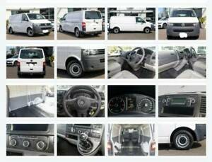 2010 Volkswagen Transporter 103 Tdi Lwb Low 6 Sp Manual Van