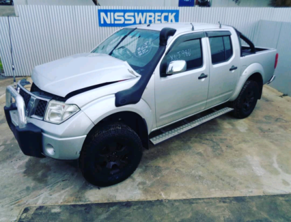 WRECKING D40 NISSAN NAVARA Wingfield Port Adelaide Area Preview
