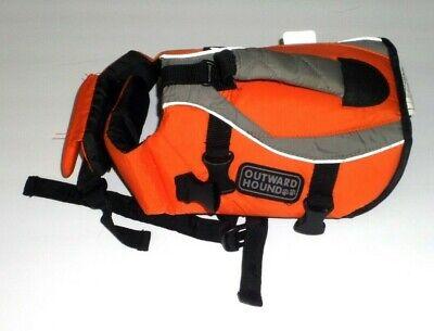 Used, Outward Hound Life Jacket Orange S for sale  Shipping to India