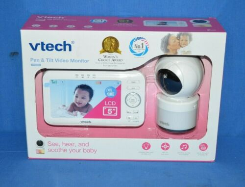 """VTech VM5263 5"""" Digitial Video Baby Monitor with Pan and Tilt"""