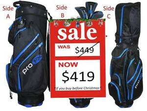 Golf Set -Pro FX- BRAND NEW - Unopened - Ideal Christmas Present!