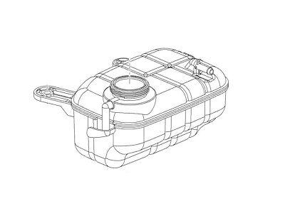 Genuine Vauxhall Mokka X Coolant Radiator Expansion Header Tank 95380033