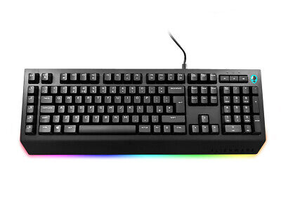 Genuine DELL Alienware Gaming Mechanical Keyboard AW568 UK Layout 580-AGKT