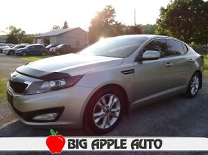 2013 Kia Optima EX, Panoramic Sunroof, Leather