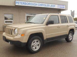 2017 Jeep Patriot North 4x4