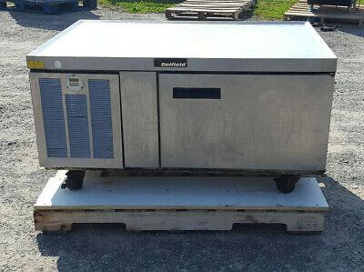 1 Door Under Counter Refrigerator Cooler Nsf Stainless Steel Delfield R404a