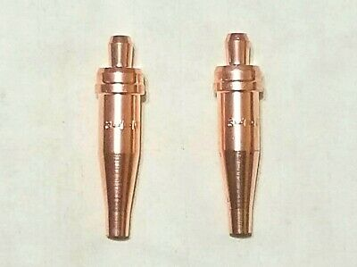 2-1-101 /& 3-1-101 Acetylene Cutting Torch Tips CA2460 1-1-101 VICTOR 0-1-101