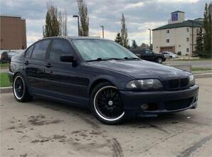 2000 BMW 323i trades ?