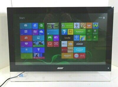 Acer Aspire 5600U Core i5-3230M 2.60GHz 6GB 1TB Touch Screen Win 8 All In One