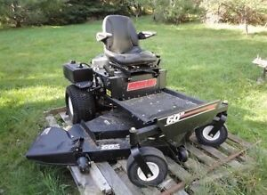"Wanted: swisher 60"" mower"
