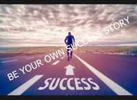Be your own success story!!!
