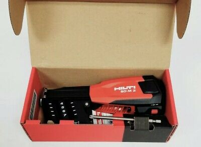 Hilti Drywall Screw Magazine With Driver Bit Sd-m 2 Collated Brand New