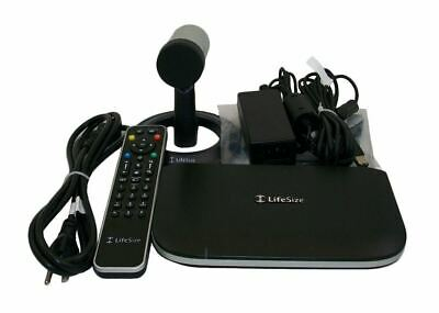 Lifesize Passport Video Conferencing System Lfz-014 And Focus Camera Lfz-007