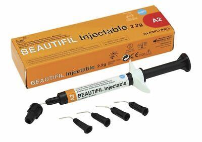 Shofu Beautifil Injectable 2.2 Gm Free Shiping